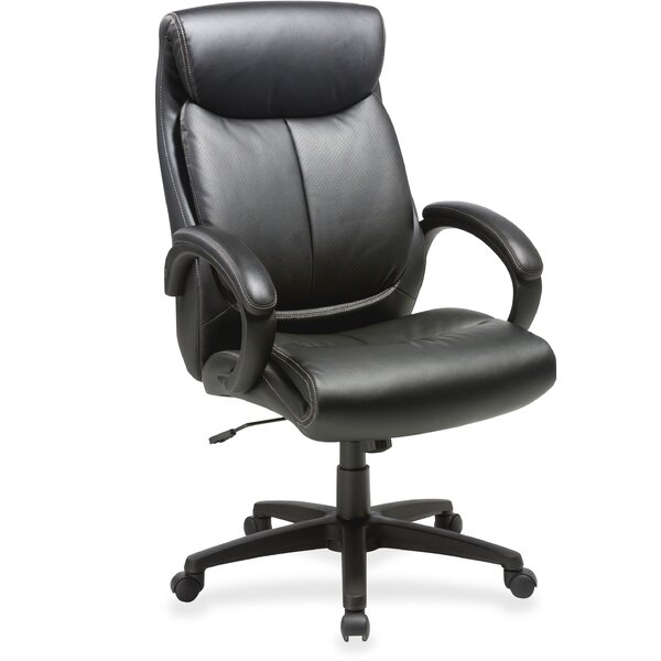High-Back Executive Chair by Lorell