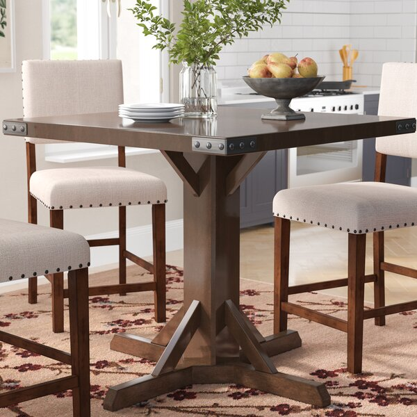 Felix Counter Height Dining Table by Gracie Oaks