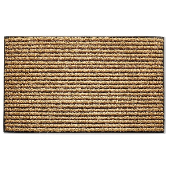 Canipe Coir Loop Doormat by Highland Dunes
