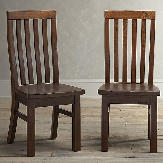 Bargain Will Solid Wood Dining Chair (Set Of 2) By Millwood Pines Today Only Sale