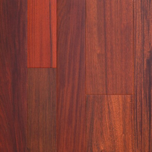 Ipe 5 Engineered Hardwood Flooring in Espresso by Easoon USA