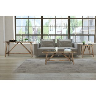 Wilfong 3 Piece Coffee Table Set by Loon Peak