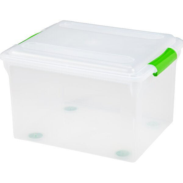 34 Quart Store and Slide File Box by IRIS USA, Inc.