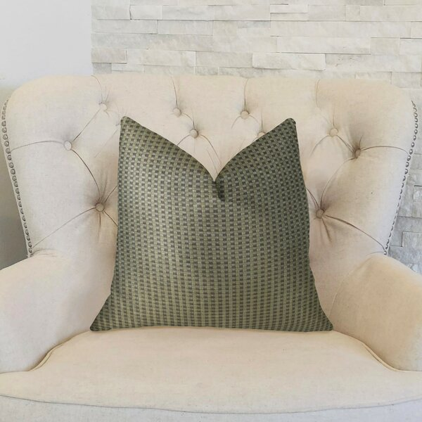 Lafaye Handmade Luxury Pillow by Orren Ellis
