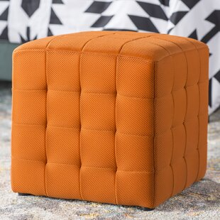 Find the perfect Gorby Cube Ottoman by Mercury Row