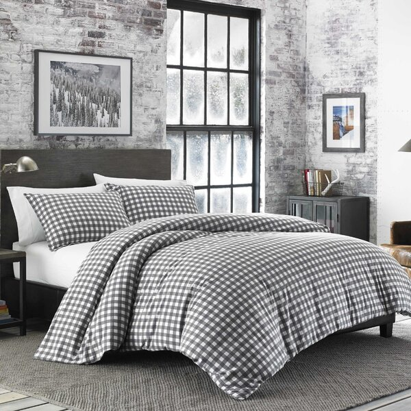 Awesome Cotton Flannel Comforter | Wayfair
