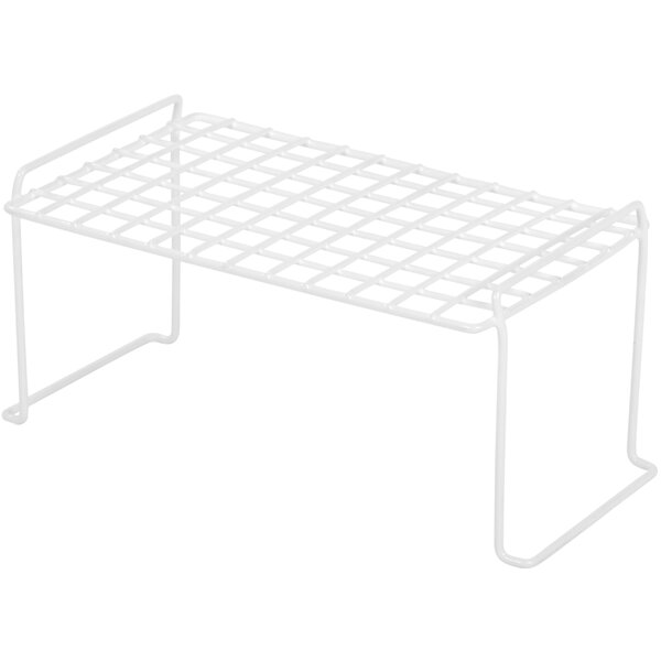 Small Stacking Helper Shelf by IRIS USA, Inc.