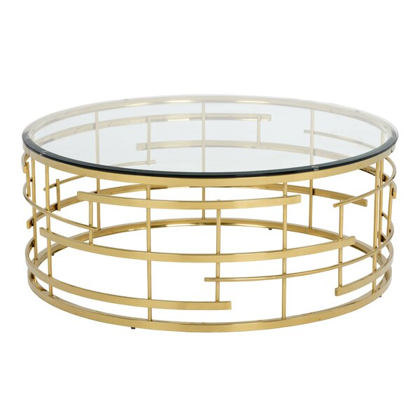 Ikon Cielo Coffee Table by Sunpan Modern