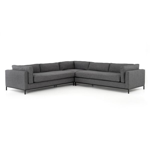Southwold 3-Piece Sectional by Brayden Studio