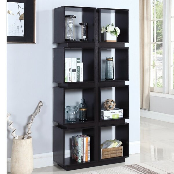 Mcburney Geometrically Cube Unit Bookcase by Ivy Bronx