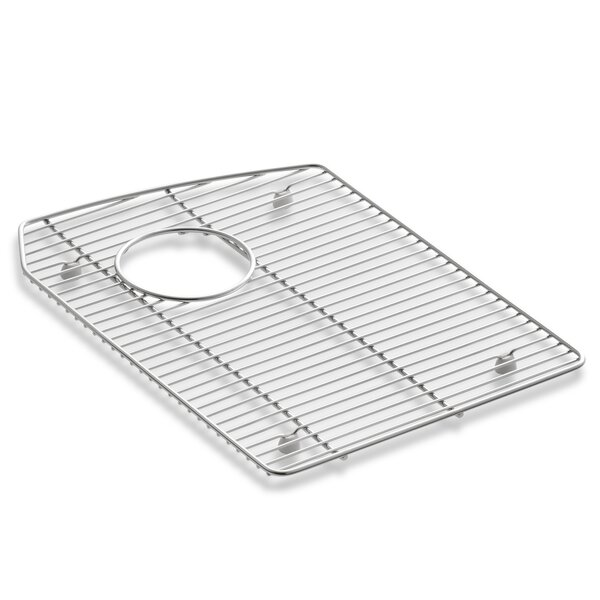 Tanager Stainless Steel Sink Rack for Right-Hand Bowl Of Tanager Kitchen Sink by Kohler