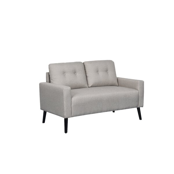 Ballenger Mid Century Loveseat By George Oliver