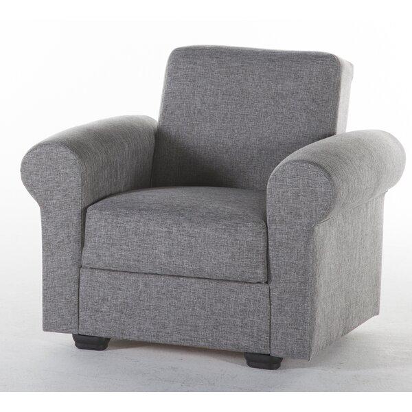 Savino Murray Convertible Chair By Astoria Grand