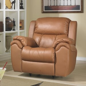 Matteo Power Rocker Recliner by Relaxon