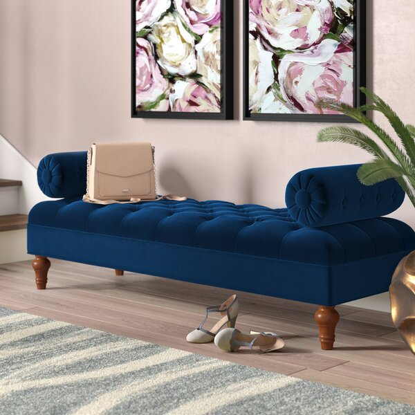Tito Bolstered Upholstered Bench