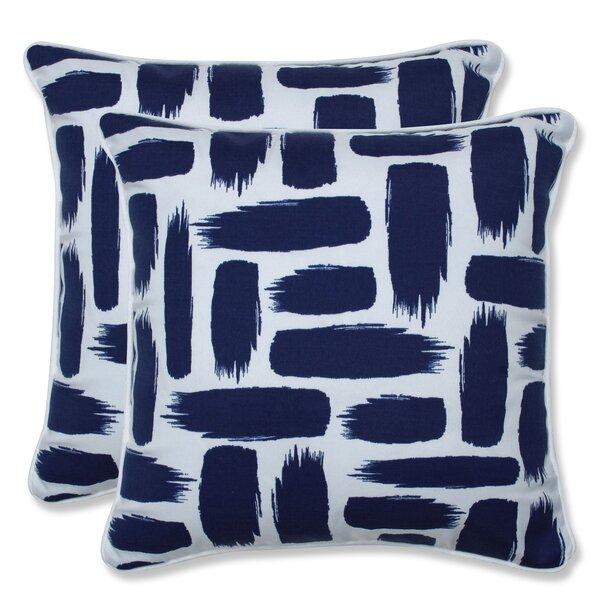Corinth Indoor/Outdoor Throw Pillow (Set of 2)