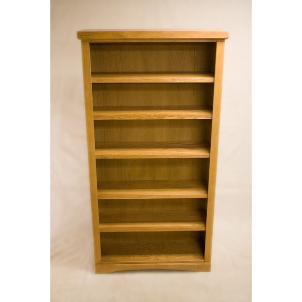 Rylie Traditional Standard Bookcase By Darby Home Co