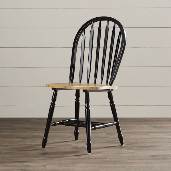 Mona Arrowback Side Chair (Set of 2) by Andover Mills