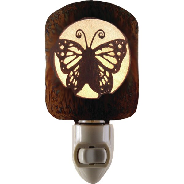 Butterfly Night Light by Lazart
