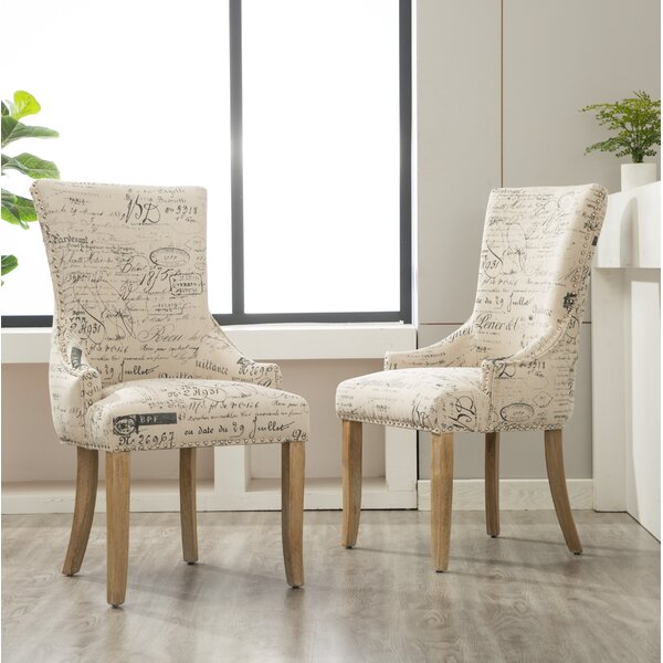Maone Side Chair By Ophelia & Co.