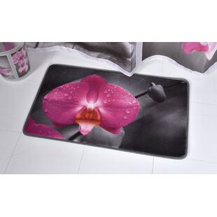 Chic And Zen Printed Bath Rug