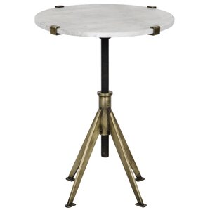 Edith End Table by Noir