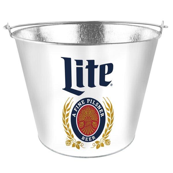 Miller Lite Wrap Ice Bucket by Boelter Brands