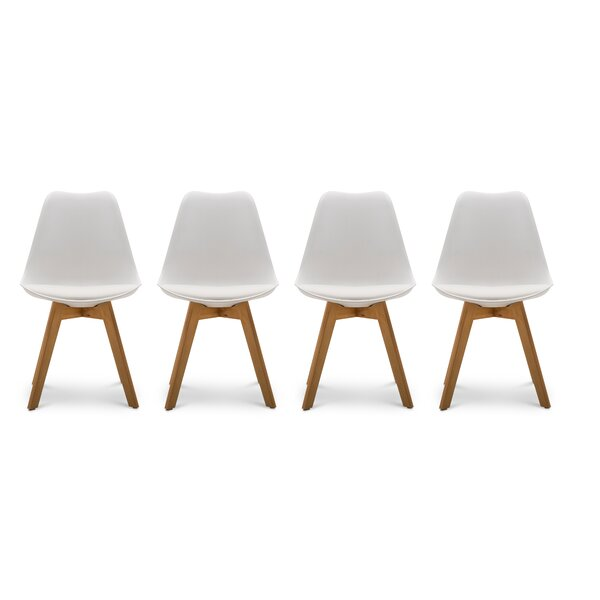 Amnicon Upholstered Side Chair (Set Of 4) By Brayden Studio