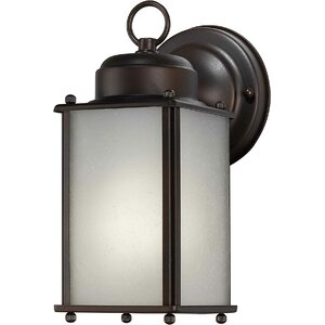 Dover 1-Light Outdoor Wall Lantern