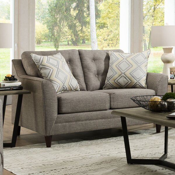 Emil Loveseat By Gracie Oaks 2019 Coupon