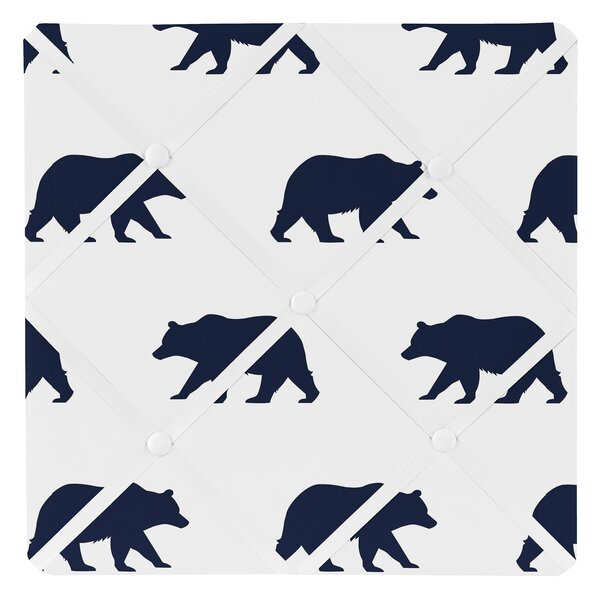 Big Bear Photo Memo Board by Sweet Jojo Designs