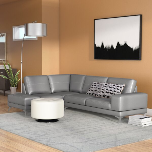 Elco Sectional by Wade Logan