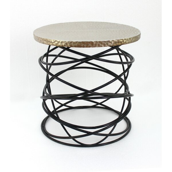 Manvel End Table by Brayden Studio