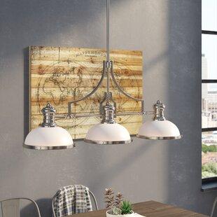 Order Westlake Village 3-Light Billiard/Kitchen Island Pendant By Trent Austin Design