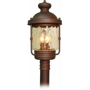 Inexpensive Sterling Outdoor 4-Light Lantern Head By Volume Lighting