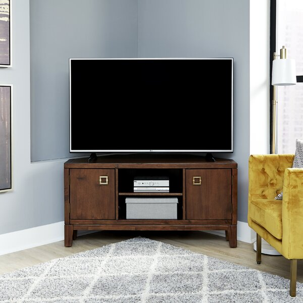 Robbinsdale Corner TV Stand For TVs Up To 55