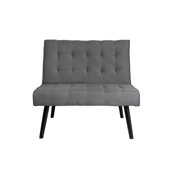 Smyrna Futon Chair by Ebern Designs