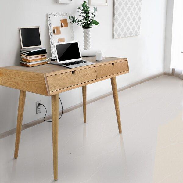 Huertas Writing Desk by Wrought Studio