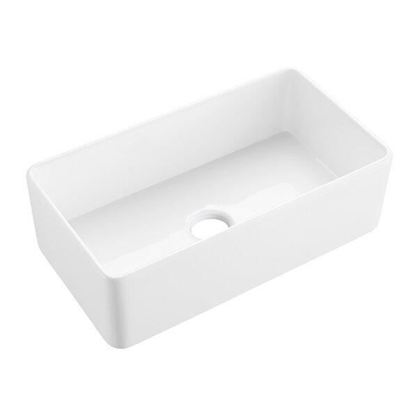 30 L x 18 W Farmhouse/Apron Kitchen Sink