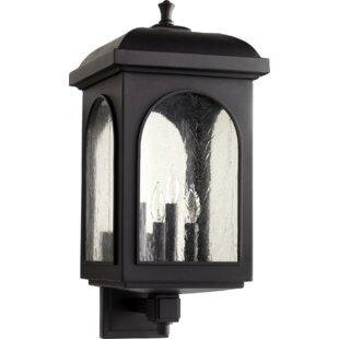 Affordable Price Pelletier 4-Light Outdoor Sconce By Gracie Oaks