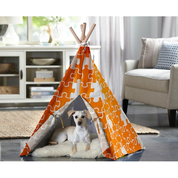 Charles Teepee Dog Bed by Tucker Murphy Pet