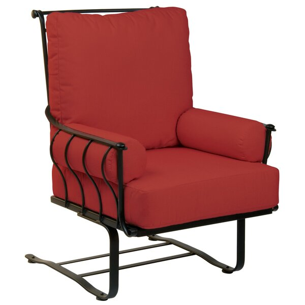 Maddox Spring Patio Chair by Woodard