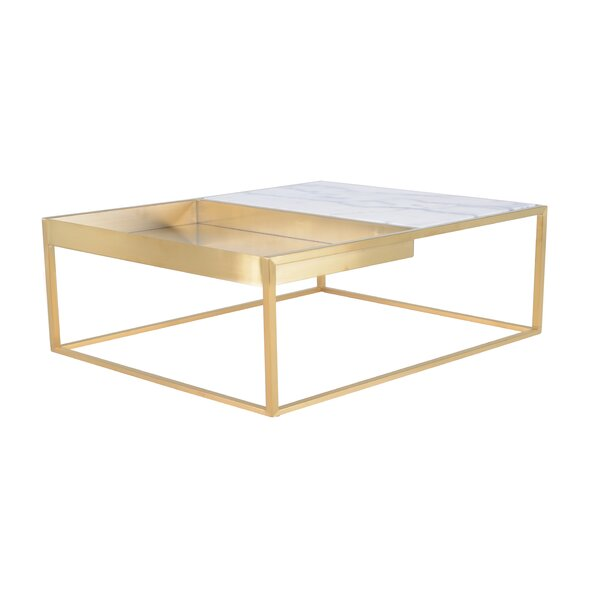Fareham Coffee Table With Tray Top By Everly Quinn