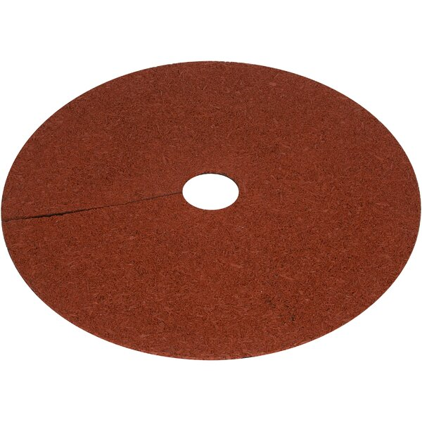 Reversible Mulch Ring Tree Protector Mat by Trademark Innovations