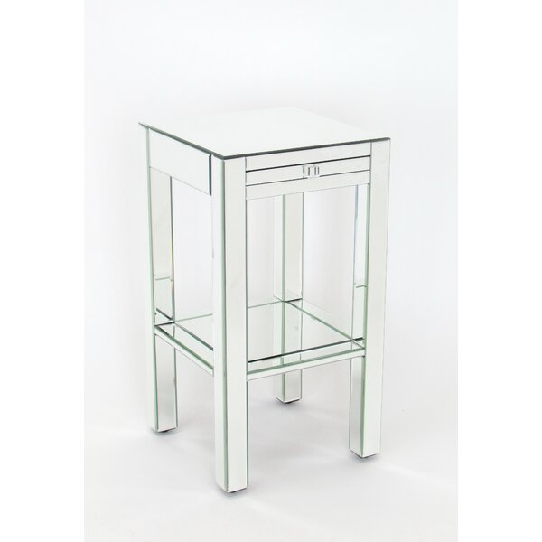 Liggins End Table by Wade Logan