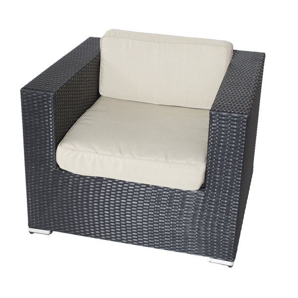 Newbury Armchair with Cushion by Breakwater Bay