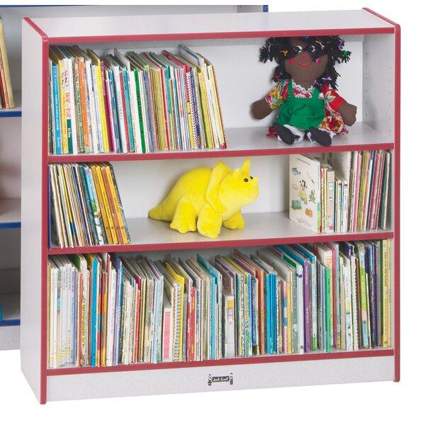 Rainbow Accents® 3 Compartment Bookshelf by Jonti-Craft