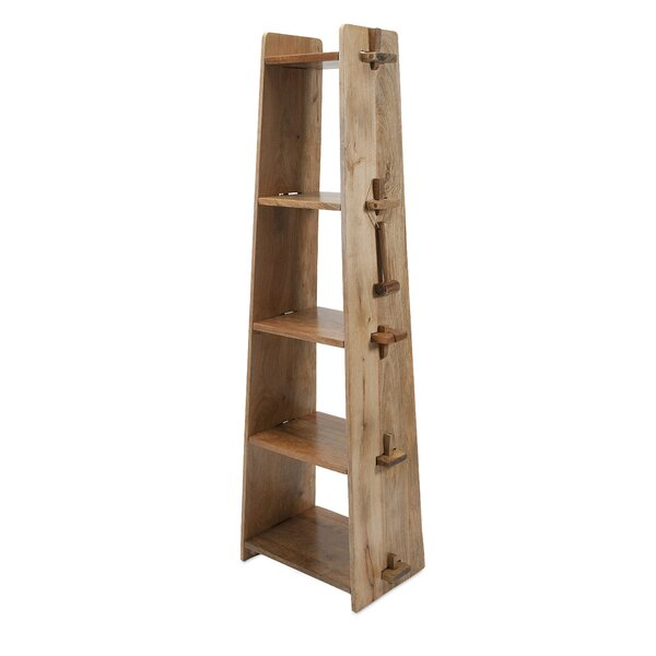 Wilburn Ladder Bookcase By Ophelia & Co.