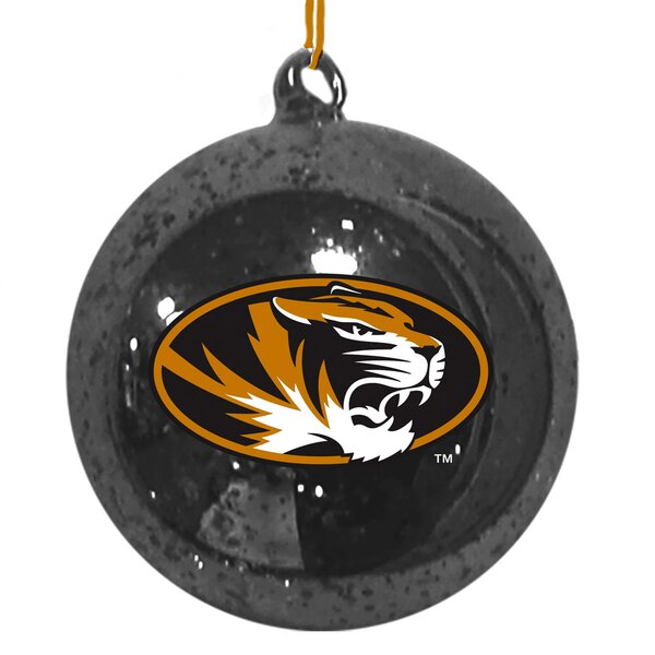 NCAA Mercury Glass Ornament by Evergreen Enterprises, Inc