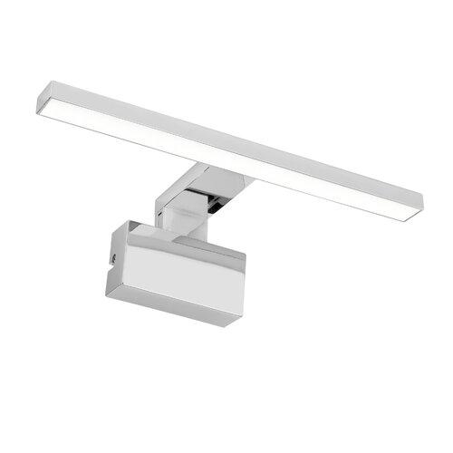 2x 4,5 Watt LED Wandleuchte Uplight Downlight in weiß Wandlampe außen innen